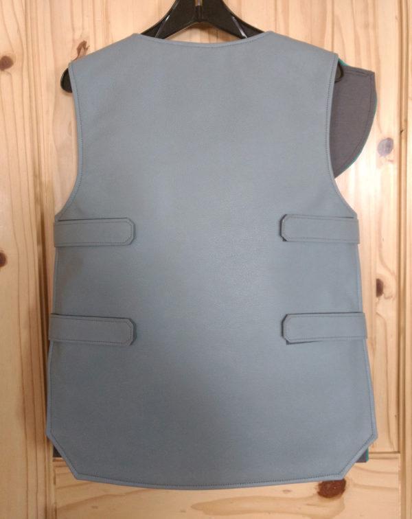 Top Grain Vest Back